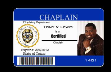 Chaplain_ID